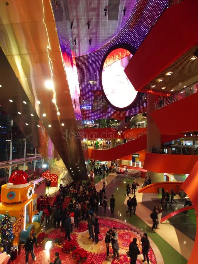Shopping Mall : Plaza Hollywood In Hong Kong Editorial Photography - Image of city. buying: 22318087
