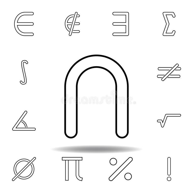 Flat Design Icons Export Import Set Stock Vector