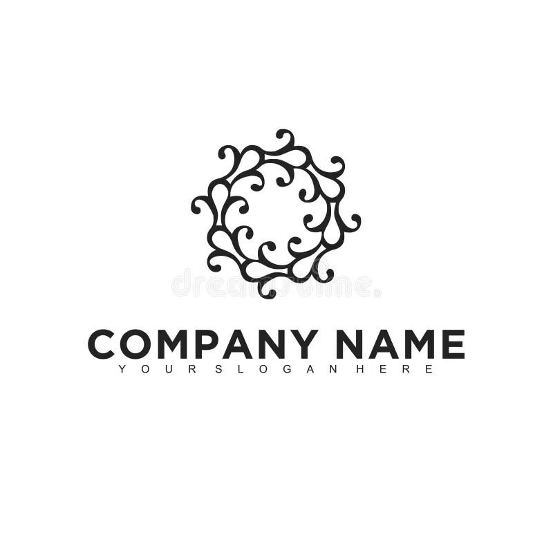 Simple Minimalistic Modern Professional Logo Design Letter