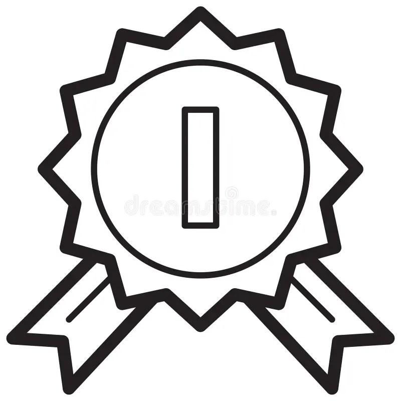 Winner Badge Stock Illustrations
