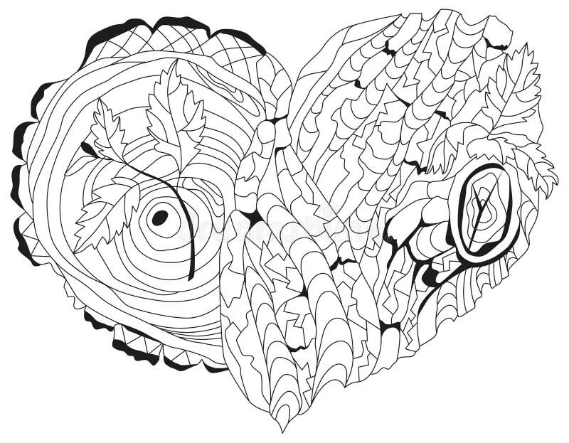 Tree Bark Texture stock illustration. Illustration of