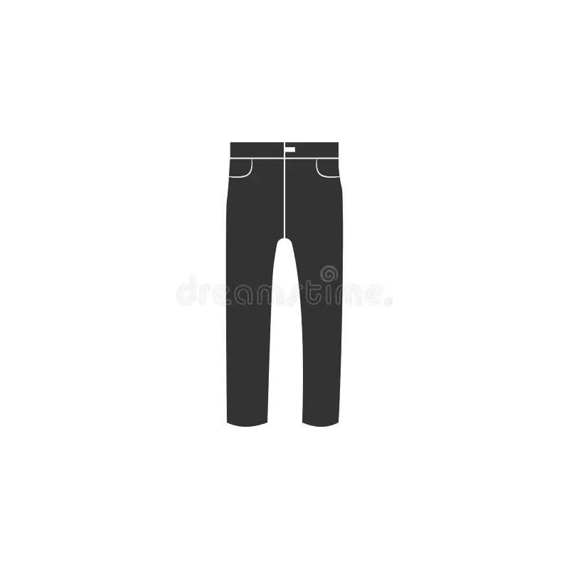 skinny jeans stock illustrations