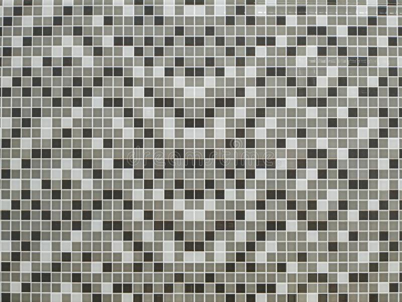 Small Bathroom Tiles Forming An Interesting Modern Style Pattern Texture With Many Colors As Great Decoration Stock Image Image Of Design Mineral 165391261