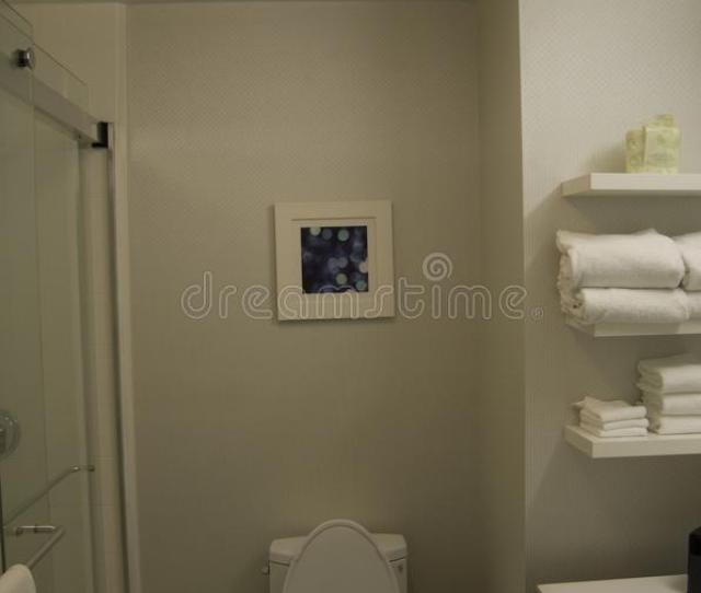Download Small Neat Hotel Bathroom Design Stock Image Image Of Practical Star