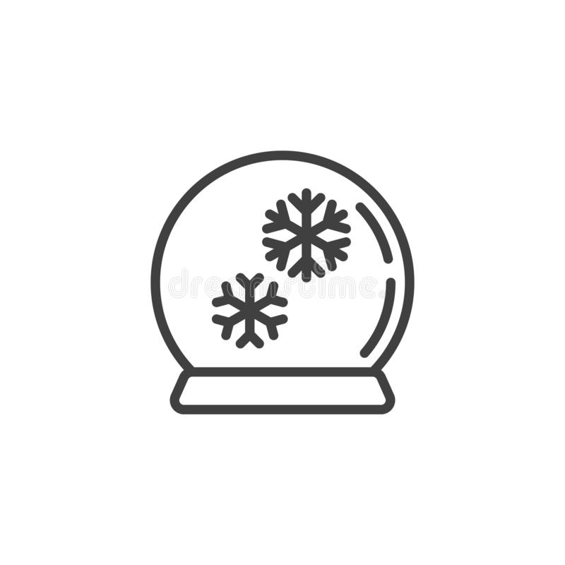 Globe Icon Vector, Solid Logo, Pictogram Isolated On White