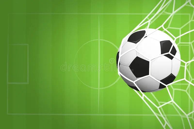 soccer ball lightning stock