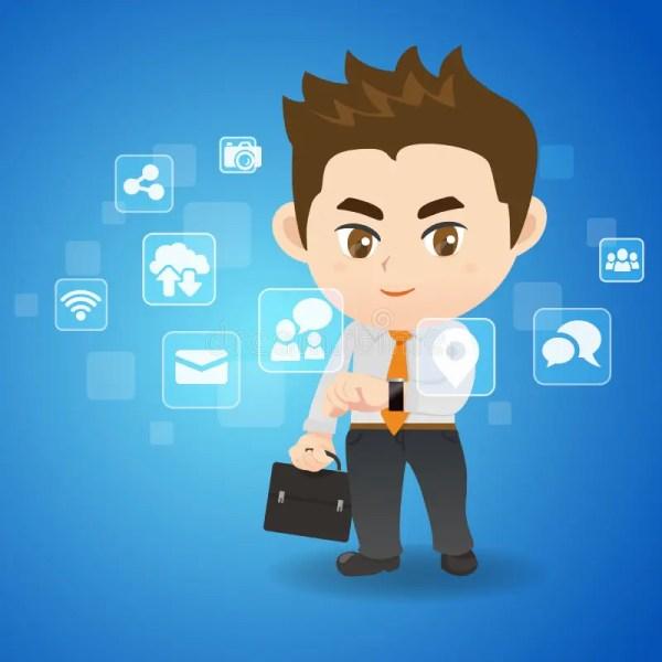 Social Media Concept Stock Vector - 63247507