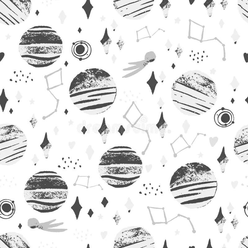 Space White Star stock illustration. Illustration of depth
