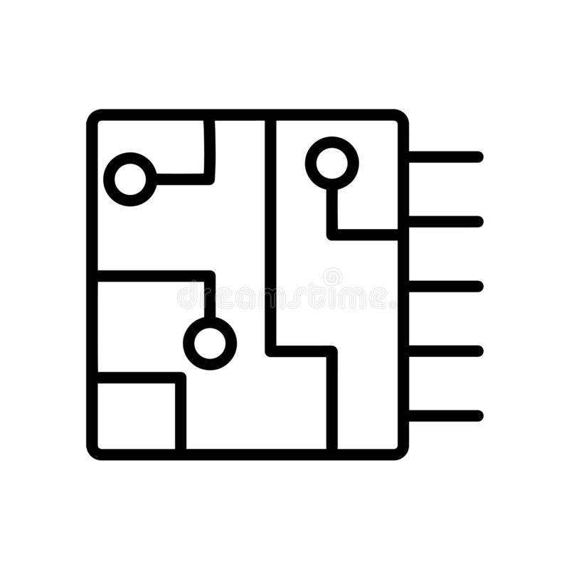 Food Processor Icon. Trendy Food Processor Logo Concept On
