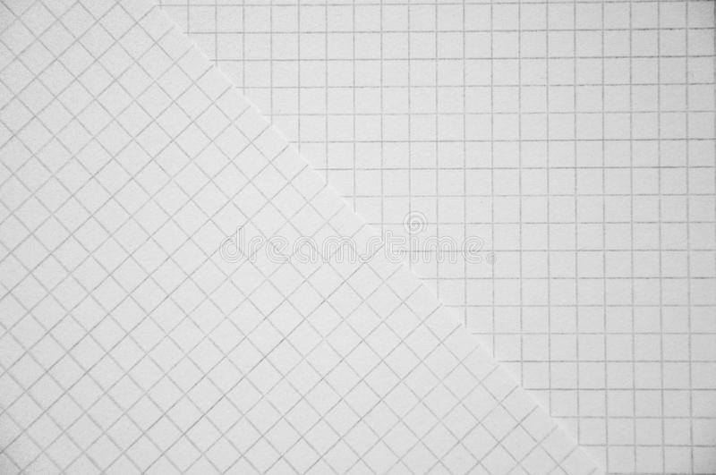 Square sheets stock photo. Image of office, memo, notepad
