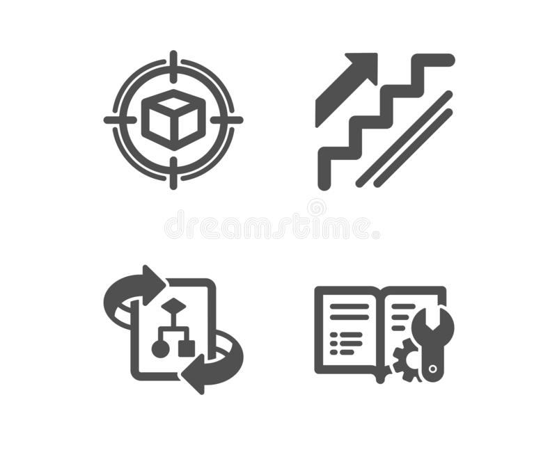 Parcel Tracking Icon. Delivery Monitoring. Vector Stock