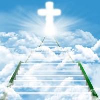 Stairway to heaven stock illustration. Illustration of ...