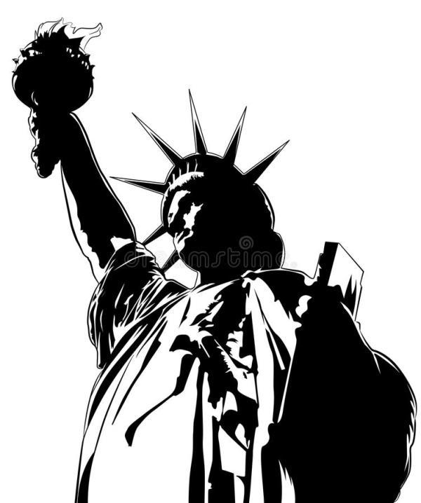 Statue Of Liberty Vector Image Stock Vector