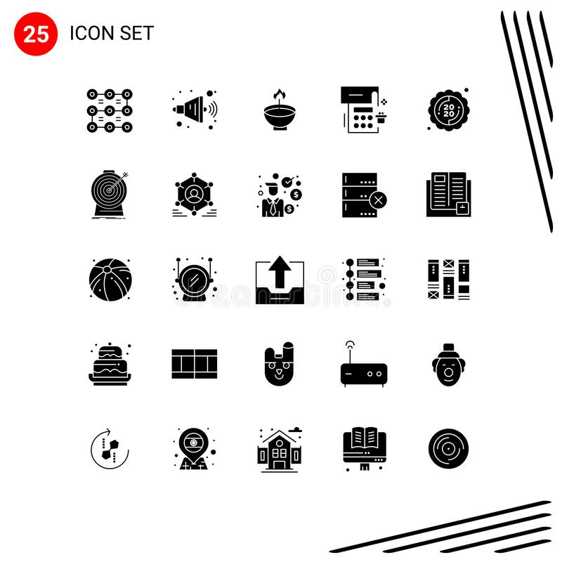 Party Date Thin Line Icon. Organizer, Calendar With 31th