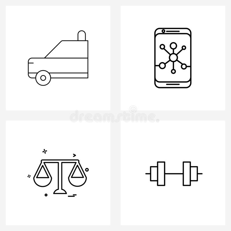 Network Institution Stock Illustrations