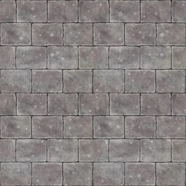 Stone Tile Seamless Background Stock - 34864603