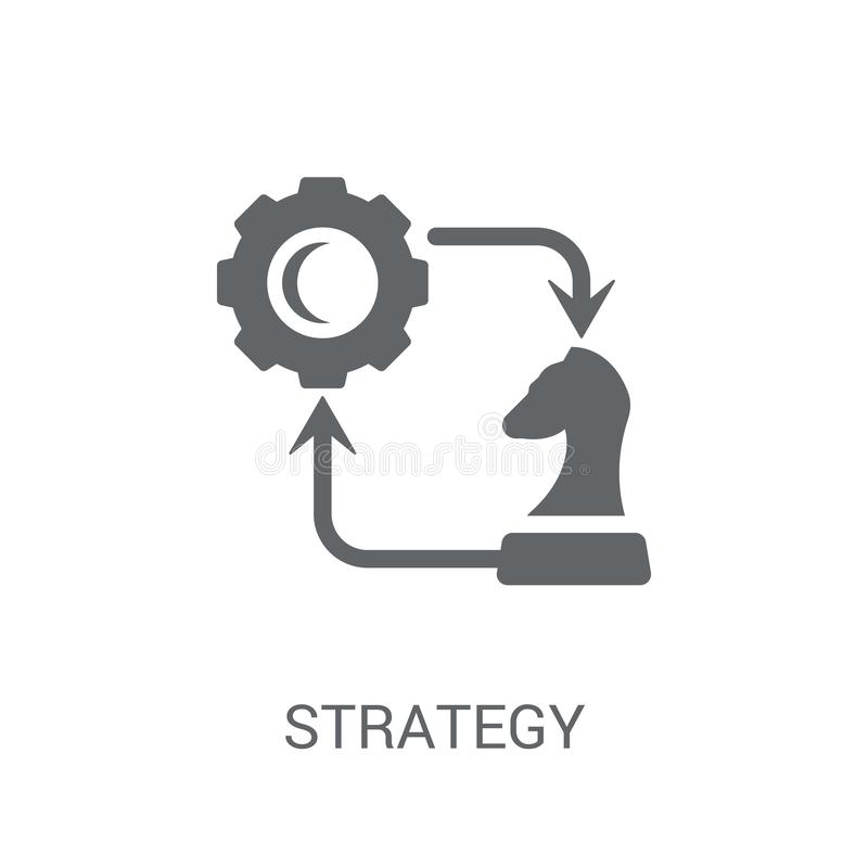 Idea-Plan-Risk Concept stock vector. Illustration of