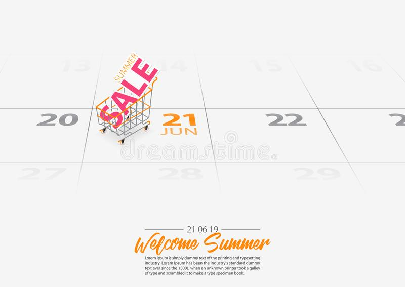 Sale Start And Off Template Banner Collection Stock