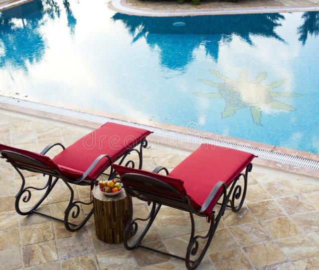 Sunlounger Furniture Outdoor Furniture Table Free Public Domain Cc Image