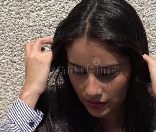 Sweating Teen Girl On Hot Day Stock Video Video Of Teens Girl 73312589