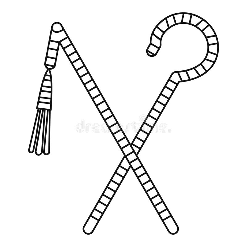 Egyptian Symbols For Power