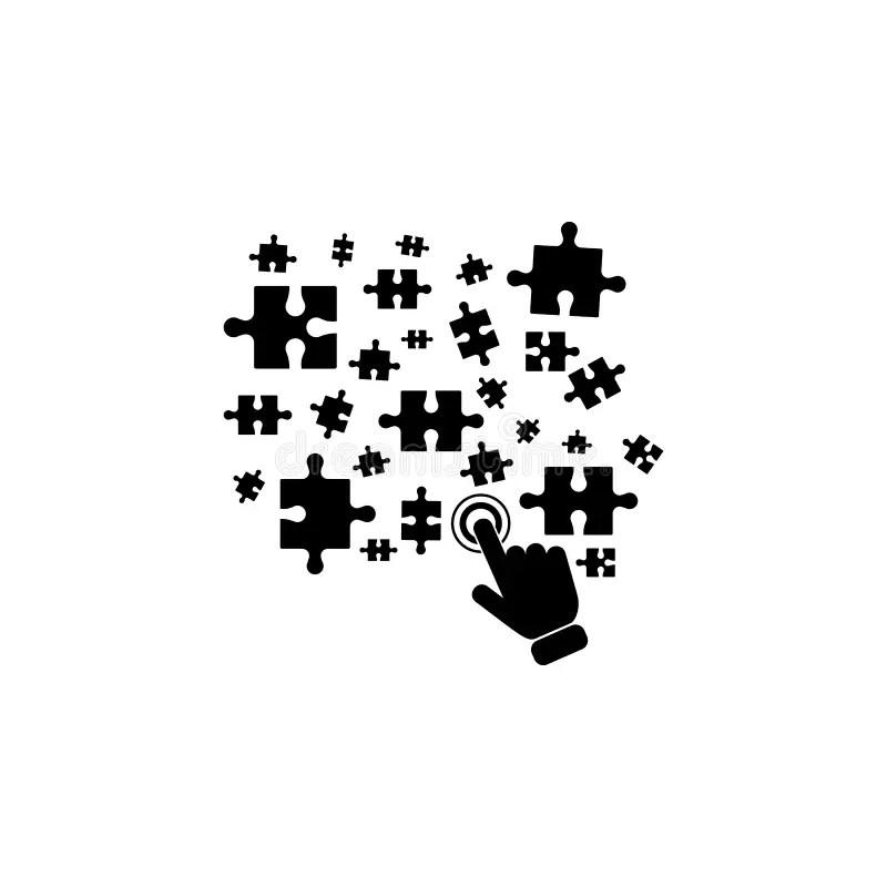 Teamwork Icon Design stock illustration. Illustration of