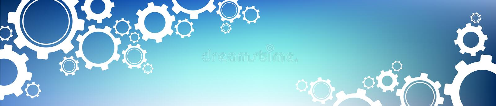 Engineering Illustration: Digitalization. Technology. Innovation - Abstract Concept Stock Vector - Illustration of blue. project: 114586912