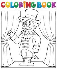 Tema 1 Del Direttore Del Circo Del Circo Del Libro Da ...