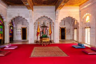 room throne royal king court marwar india depositphotos preview aerial heritage trone