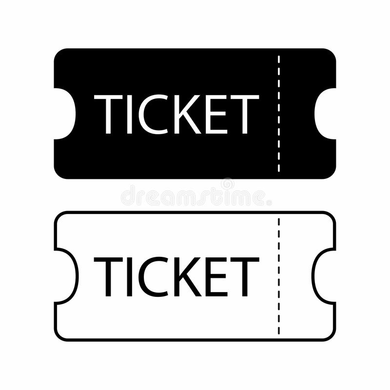 Ticket Templates. Blank Admit One Festival Concert Theater