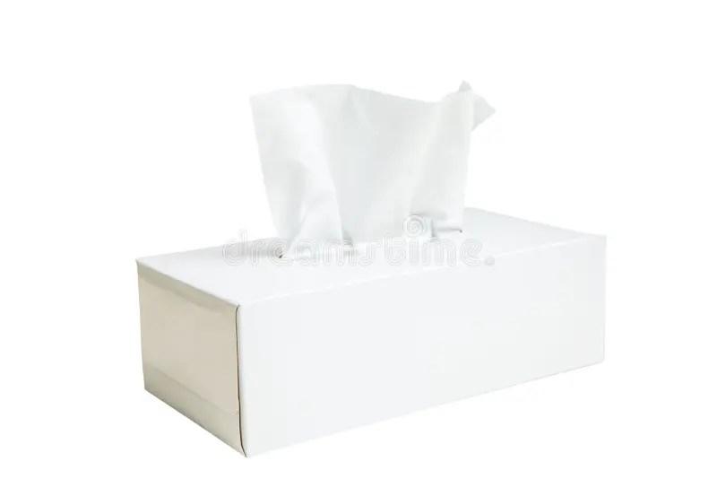 Download Tissue Box Mock Up White Tissue Stock Image - Image of ...
