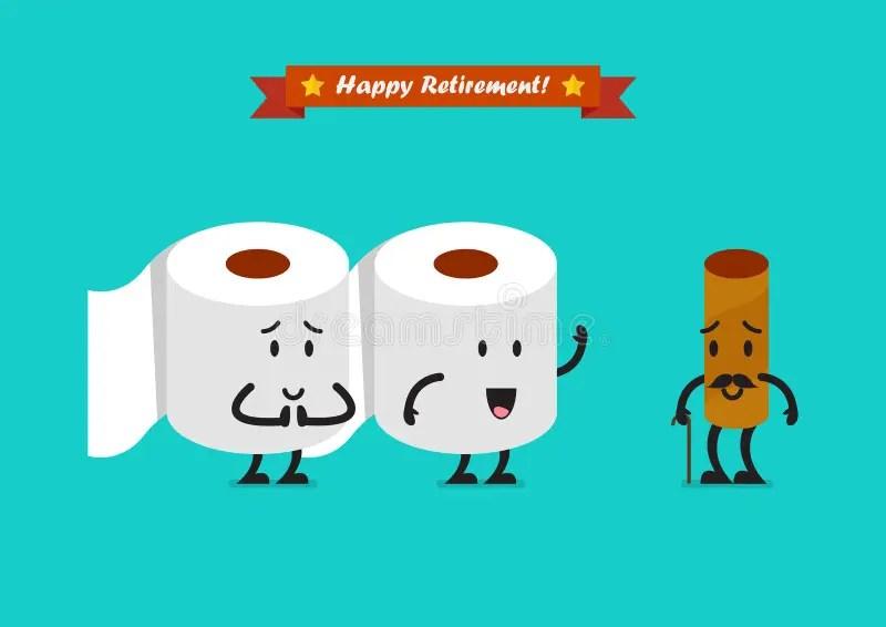 happy retirement funny stock