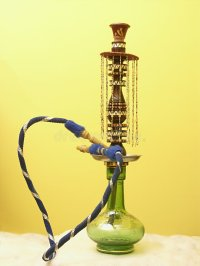 Tobacco water pipe stock photo. Image of marijuana, inhale ...