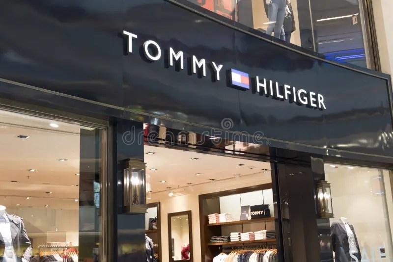 Tommy Hilfiger-opslag In Hong Kong Tommy Hilfiger Corporation Is Een Amerikaans Kledingsbedrijf Redactionele Afbeelding - Afbeelding bestaande uit ...