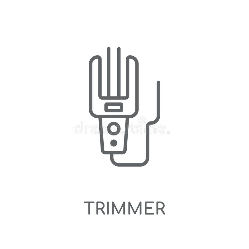 Trimmer Stock Illustrations