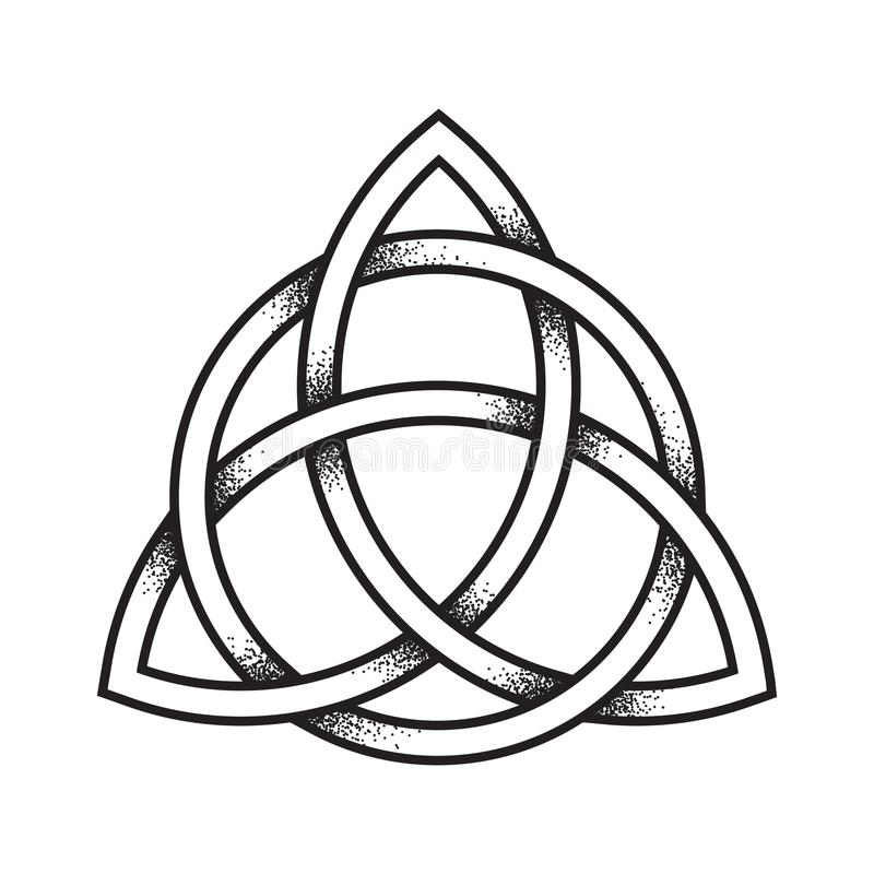 Celtic Trinity Knot Meaning And Overlap