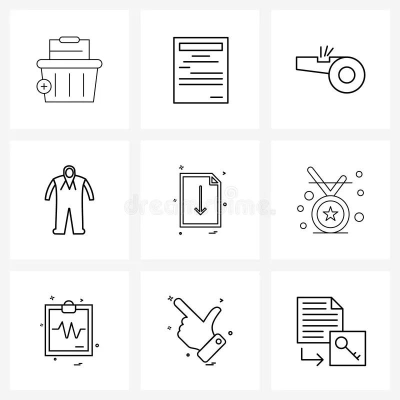 School Suit Stock Illustrations