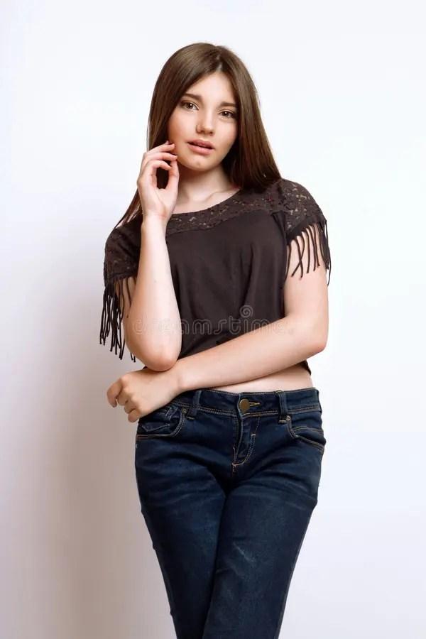 Jolie Fille De 13 Ans : jolie, fille, Belle, Fille, âgée, Image, Stock, Fille,, âgée:, 90315113
