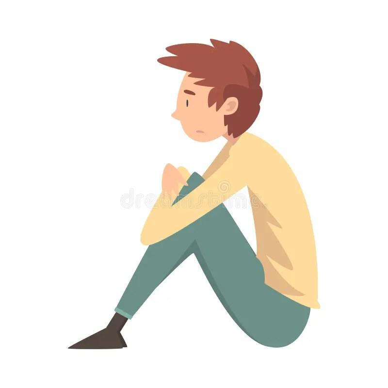 Cartoon Boy Alone Cartoon Lovers