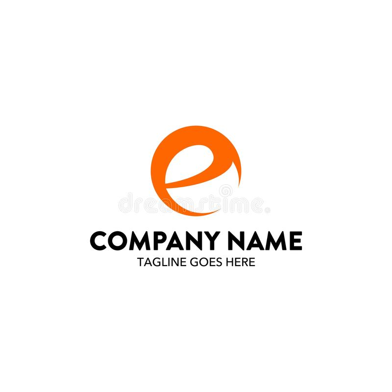 Unique Accounting, Finance Logo Template Stock Vector