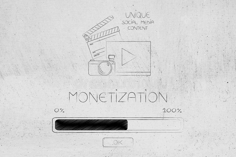 Monetization Of Social Networks Via Viral And Mobile