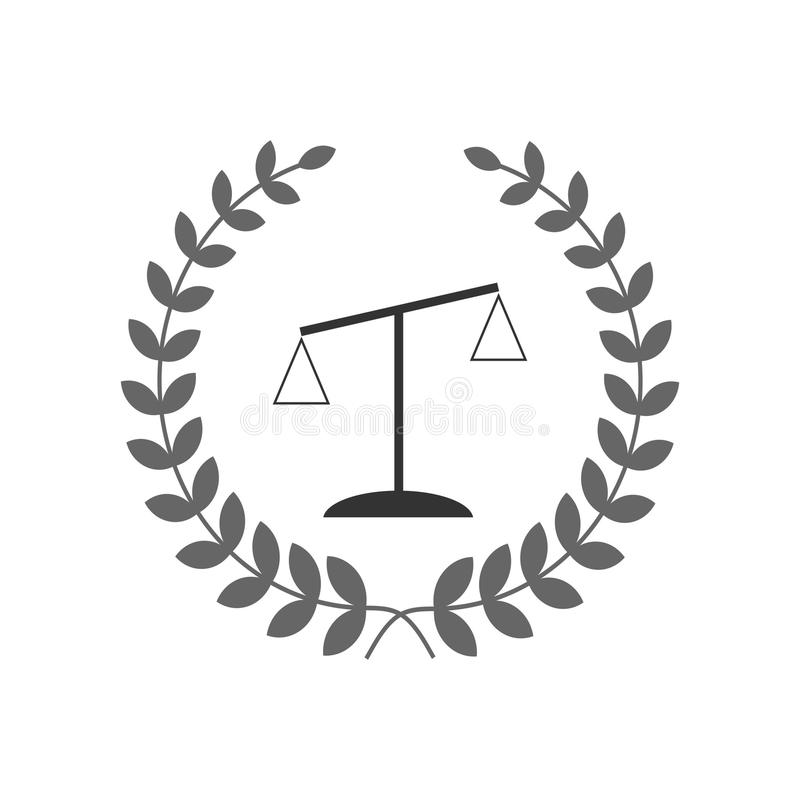 Law Office Logo. The Judge, Law Firm Logo Template, Lawyer