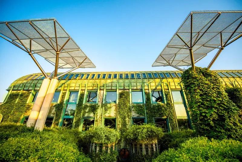 Universit Di Biblioteca Di Varsavia In Polonia Immagine Editoriale  Immagine 58000390