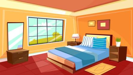 Cartoon Bedroom Stock Illustrations 16 766 Cartoon Bedroom Stock Illustrations Vectors & Clipart Dreamstime