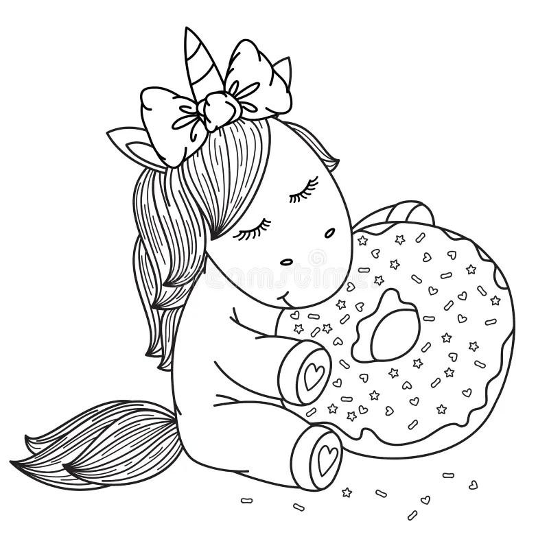 Eating Horse Stock Illustrations