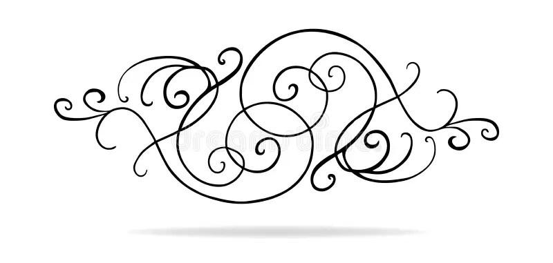 Free Black And White Floral Design Hanslodge Clip Art