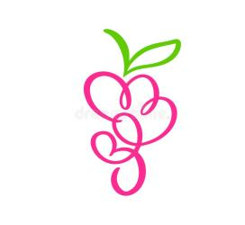 Grapes Outline Stock Illustrations 4 822 Grapes Outline Stock Illustrations Vectors & Clipart Dreamstime
