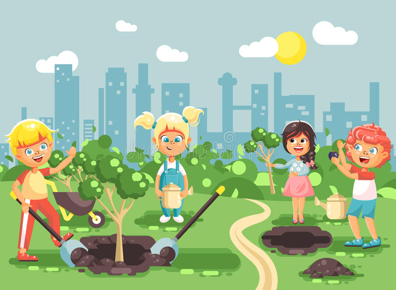 seedlings stock illustrations 1