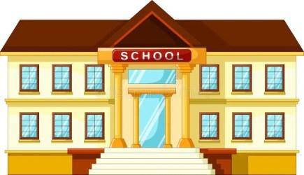 School Cartoon Stock Illustrations 286 726 School Cartoon Stock Illustrations Vectors & Clipart Dreamstime