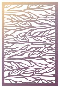 Vector Laser Cut Panel. Abstract Pattern Template For ...